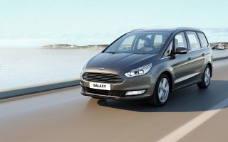 Ford GALAXY 2.0 Titanium