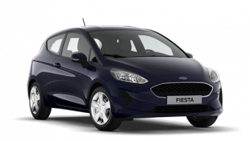 Ford New Fiesta 1,1 Trend