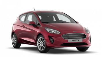 Ford New Fiesta 1,1 Titanium